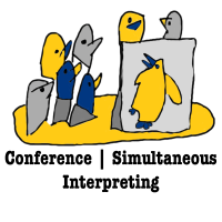 Conference | simultaneous interpreting
